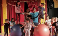 Zirkus Kef Camp 2014